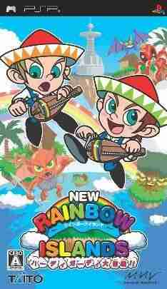 Descargar New Rainbow Island [JAP] [UMDRIP] por Torrent